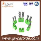 HRC45-50/HRC55-60/HRC65/HRC68 텅스텐 탄화물 끝 선반