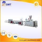 Máquina de Fazer Tubulação Dupla da Tomada do PVC Extrusão Plástica da Produção