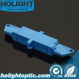 Adaptador E2000 de la fibra al azul a una cara de E2000 SM