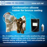 Muffa del gesso che fa il silicone/silicone di RTV