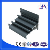 Profils en aluminium enduits de poudre