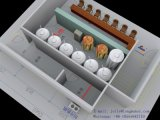 1000L het Bier van de Ambacht van het bier Factory/1000L Één Apparatuur Installatie/Drie van de Verwerking van het Wort
