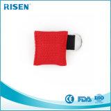 熱い販売CPRマスクKeychain/CPRの表面Shield/CPR生命キー