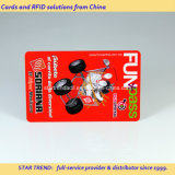 Пластичный перезаряжаемые Loco/карточка Hico магнитная для центра потехи