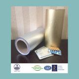 Фармацевтический упаковывать - Холодн-Штемпелюющ сплав 8021 волдыря отливая в форму алюминиевый (толщина 0.140-0.160mm)