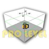 Nível giratório verde do laser da precisão (SRE-2010G)