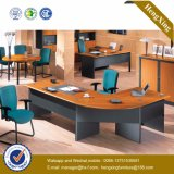 Таблица управленческого офиса мебели стола горячего надувательства деревянная (HX-9439)