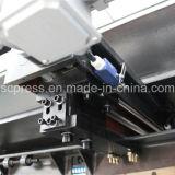 Машина качания 12mm 2500mm гидровлическая режа