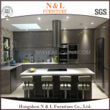 New Design Retail Wholesales Traditional Lacquer Kitchen Cabinet