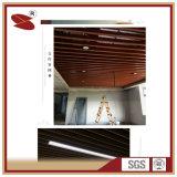 Внешние материалы потолка Cuilding алюминиевого потолка дефлектора
