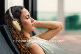 Ruido activo que cancela los auriculares estéreos de arriba de Bluetooth