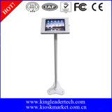 Quiosque Rotatable do carrinho do assoalho do iPad de 360 graus para o indicador