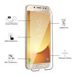 Protetor da tela do vidro Tempered dos acessórios da pilha de dados exata/telefone móvel para Samsung J7 2017