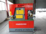 Q35y-40 de Hydraulische Gecombineerde Machine van het Ponsen en het Scheren