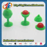Giocattolo magico di plastica della sfera dei rompicapi divertenti del cervello per i capretti