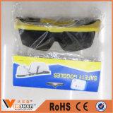 Lunettes industrielles de protection de la poussière de vente en gros de lunetterie de sûreté de soudure