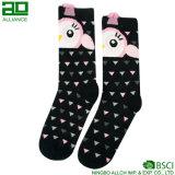 Оптовые милые носки шаржа женщин