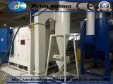 De automatische Machine van het Zandstralen van de Vorm van Workcar & van de Draaischijf Schoonmakende