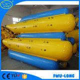 Barco de plátano inflable del parque del agua para el juego