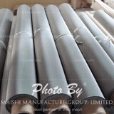 Malla de alambre de acero inoxidable Micron 304/316