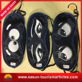 Línea aérea decorativa Eyemask de las máscaras de ojo de Eyemask del poliester barato disponible
