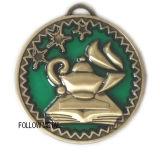 Het aangepaste EpoxyPlateren van het Brons van de Medaille van het Email Antieke