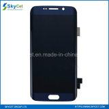Pantalla del LCD del teléfono móvil para la pantalla táctil del LCD del borde de Samsung S6