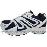 Chaussures de sports avec les chaussures d'injection de PVC (S-0168)