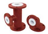 Productos plásticos comunes/Teflon de la te PTFE dentro del compensador acanalado