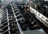 10mm 완전히 자동적인 포장 절단 책 표지 케이스 제작자 가죽 기계