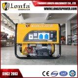 Ensemble générateur portable à essence de 2kVA 1.5kw pour application en veille