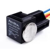 Traqueur du traqueur GPS de câblage avec le rail de temps réel (TK119)