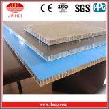 Panneaux en aluminium de nid d'abeilles d'enduit coloré de PVDF pour le revêtement de mur