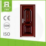 Diseño de acero de la puerta de la seguridad de la puerta de la puerta principal principal del sitio