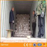 PVC покрыл/гальванизированная ячеистая сеть Weled для обеспеченности