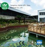 Revestimento Eco-Friendly da cavidade redonda WPC do furo
