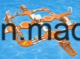 Giocattoli gonfiabili variopinti impermeabili dell'acqua, giochi gonfiabili dell'acqua del lago