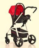 3 in 1 neues Modell-Aluminiumrahmen-Baby-Spaziergänger mit Prüfung En1888