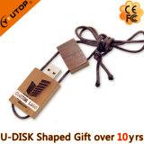 De in het groot Aandrijving van de Flits USB van de Wartel Houten