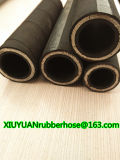 Tubo flessibile di gomma idraulico flessibile dell'olio ad alta pressione a spirale con 902-6s