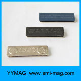 Forti due magneti di NdFeB dei magneti del distintivo di nome del metallo dei magneti