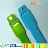 HUAYUAN WS28 Pulseira de pulseira de silicone para pagamento ajustável ajustável