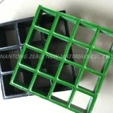 Решетка вогнутой поверхности отлитая в форму FRP/Fiberglass