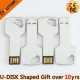 USB Pendrive изготовленный на заказ ключа логоса форменный для подарка замка (YT-3213-07)