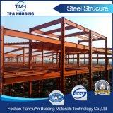 Полуфабрикат пакгауз Wokshop конструкции здания стальной структуры