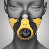Große Höhe-Trainings-Schablonen-Antivirus-schützende Allergie-Atemschutzmaske