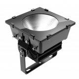 400W la maggior parte del quadrato di alluminio potente di sport esterno dell'indicatore luminoso di inondazione del LED