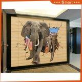 2017 het Nieuwe het Schilderen Mooie Olieverfschilderij van de Kunst van de Giraf voor Woonkamer
