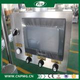 자동적인 두 배는 레테르를 붙이는 기계장치 유리병 접착성 스티커 편든다
