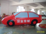 Воздушный шар автомобиля гелия раздувной для рекламируя сбывания